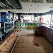 Reštauračné priestory 660m2, pôvodný stav