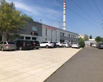 CASMAR RK - Kancelárske priestory na prenájom - Karlova Ves, Polianky. Plocha: úžitková 125m2 + 6 x vyhradené parkovanie.