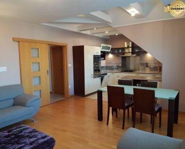 PRENÁJOM - Pekný 4-izbový byt - Nitra, Južná ulica