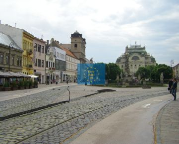 Predáme v centre Košíc rekonštruovanú historickú administratívnu budovu, firemné vlastníctvo