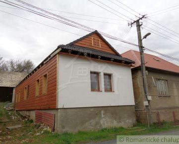 DOHODOU - Menší domček v pokojnej dedinke Tuhár