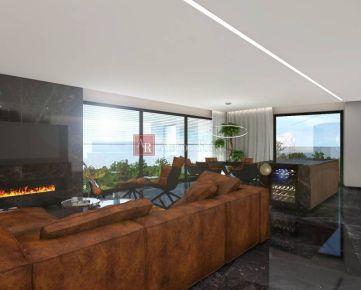 LUKRATÍVNY 4-izbový byt (PENTHOUSE) 188 m2 + dve parkovacie miesta