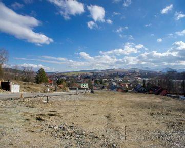 360° VP:: Predaj stavebné pozemky v nádhernej lokalite Stará Ľubovňa