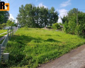 Žilina Podhorie 946m2 pozemok pre bývanie na predaj - exkluzívne v Rh+