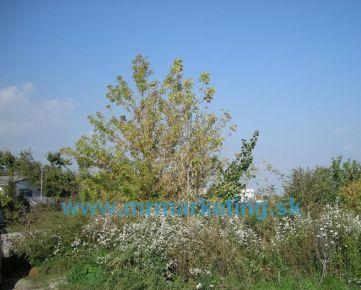 BA II, Ružinov: stavebný pozemok 1.840 m2 na sklady a logistiku