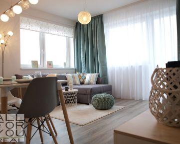 REZERVOVANÝ Slnečný 2izb byt s pekným výhľadom v projekte GreenVillage
