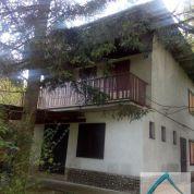 Záhradná chata 78m2, čiastočná rekonštrukcia