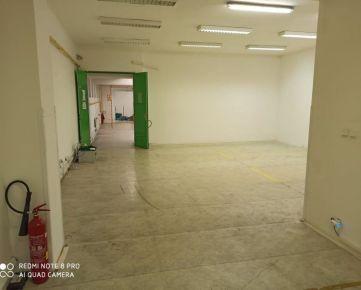 Výroba,sklady,obchod  554,92 m2 Ružinov  / farmácia, potravinári, e-shop...../