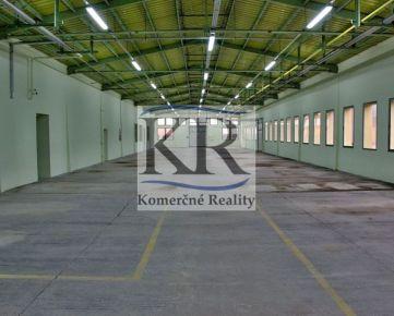 600 m2 hala PRENÁJOM, Trenčín