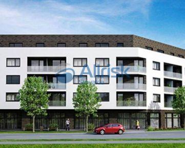Nadštandardný 3 - izbový byt, novostavba v centre mesta