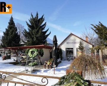 Obchodné priestory Kalná nad Hronom na predaj - ihneď k dispozícii