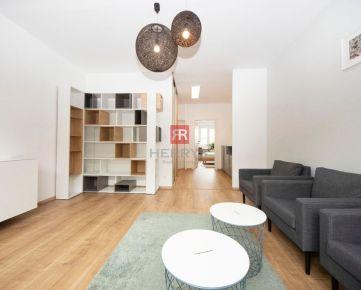 HERRYS – Na prenájom priestranný 4 izbový byt pri OC Retro, s internetom v cene