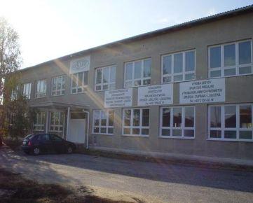 718A - Výrobné a skladové priestory na predaj vo Virte ok. Komárno - VÝRAZNÁ ZĽAVA!!!