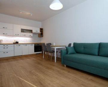 2-izbový byt v novostavbe Štvorlístok v Modranke