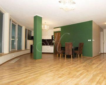 Luxusná kancelária na prenájom v Bratislave s terasou a parkovaním