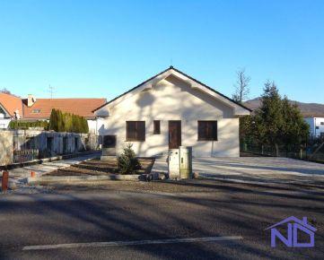 RD Bungalov 4-izb., Stupava, NOVOSTAVBA, 400 m2 POZEMOK