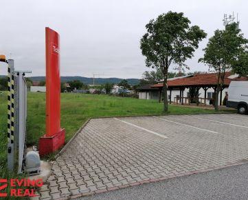Parkovanie/usklad.unimo buniek, kontajnerov-Záhorská Bystrica