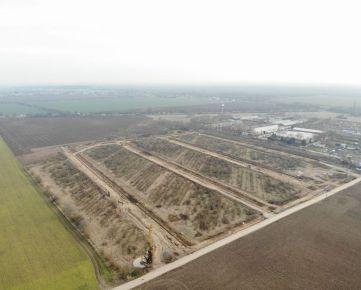 Jedinečná príležitosť pre staviteľov – projekt Slnečné pozemky, Cífer (Pác)