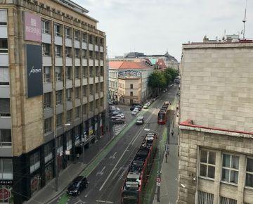IMPEREAL - Prenájom - kancelárske priestory 26,7 m2 , 6.p.v budove LUXOR, Štúrova ul., Bratislava I,