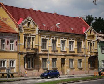 Činžovní dům Trenčín - centrum