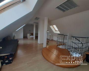 PRENÁJOM  5 izb mezonet bývanie aj podnikanie Staré Mesto EXPIS REAL