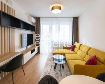 Štýlový, nadštandardný 2i byt, 50m2, balkón, parking, Petržalské dvory