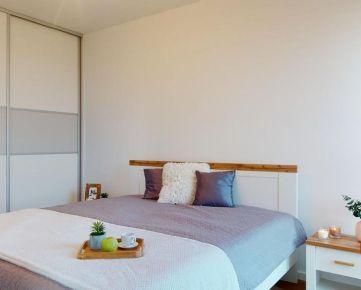 Úplne nový 2-izbový byt v rezidencii Kopánka s parkovacím miestom