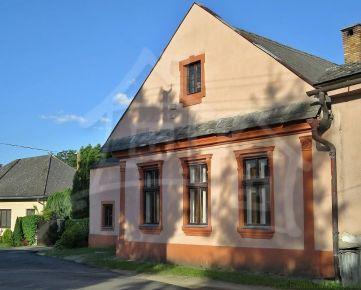 Dom s nádychom histórie v Medzeve