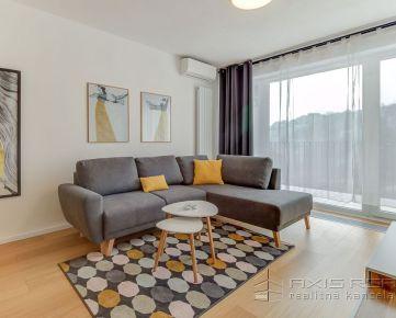 360° VIRTUÁLNA PREHLIADKA:: Nový nadštandardný 2-izb. byt, KLÍMA, LODŽIA, GARÁŽ, BA III., Svätovavrinecká