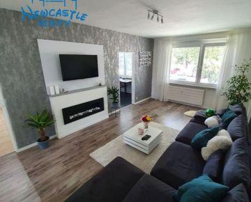 Krásny 3 izbový na predaj Chrenová, kompl. rekonštrukcia