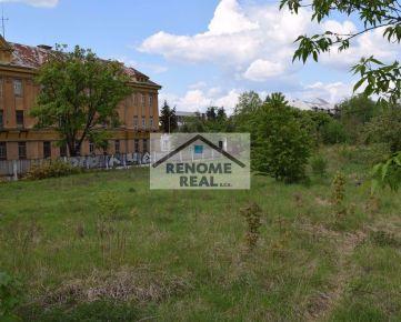 Na predaj pozemok v Žiline vhodný na komerčné využitie
