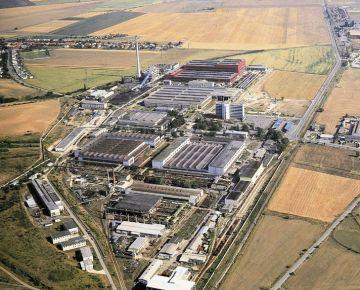 Výrobné haly na prenájom - Tlmače / Production halls for lease in Tlmače