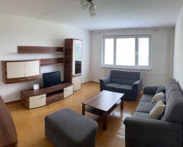 Prenájom 3-izbového, kompletne zariadeného bytu v Trnave