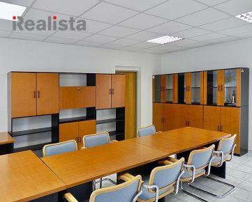 Zariadené, kompletne vybavené priestory / kancelárie na prenájom