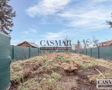 CASMAR RK - Pozemok v Kamenáči