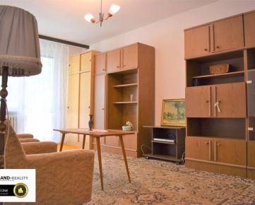 REZERVOVANÉ • Na predaj byt 3+1 s balkónom na sídlisku Dr. Clementisa v Skalici