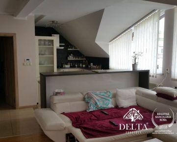 4-izb. mezonetový byt 150 m2 širšie centrum Banská Bystrica prenájom