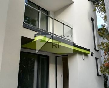 ART REAL Estate ponúka na PRENÁJOM 5-izbový rodinný dom  Bratislava - Staré Mesto - Mudroňova ulica