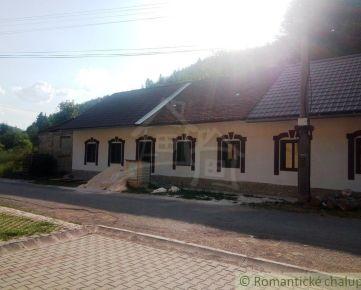 Sklársky pôvodný bytový dom v osade Gápel na predaj