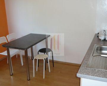 Prenájom 1-izbového bytu,Banská Bystrica-Príboj