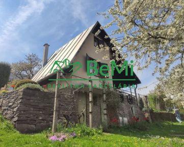 REZERVOVANÉ - Predáme chatu so záhradou - Zlaté Moravce (004-13-MIPAa)