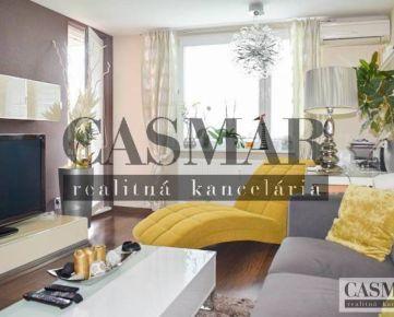 CASMAR RK ponúka na predaj pekný 3izb. byt v blízkosti centra