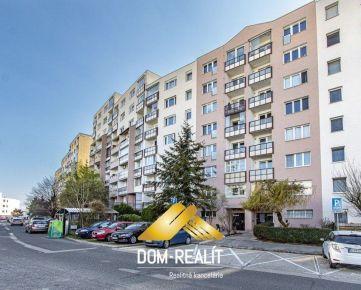 DOM-REALÍT veľký 1 izbový byt Jána Stanislava, Dlhé Diely - Karlova Ves
