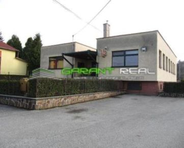 GARANT REAL - exkluzívny predaj budovy 381 m2 - komerčný objekt Podhradík, okr. Prešov