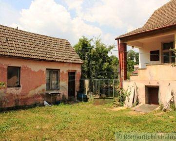 Starší dom v dobrom stave vhodný na okamžité obývanie