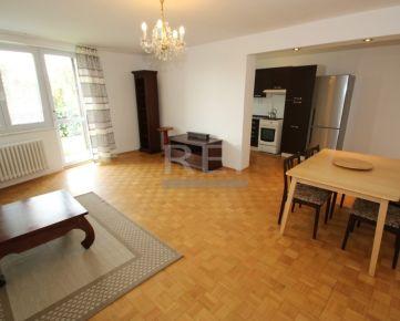 REI PREMIUM - prenájom 3 iz byt, Suchá ul.,Bratislava III, 95m2, 750,-€ vrátane energií
