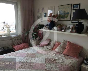 PREDAJ 3izbového útulného bytu -nádherný výhľad aj s klímou na Klokočine v Nitre.