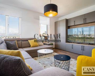 Na predaj nadštandardný 4- izbový byt v ARBORIA PARK Mesačná