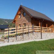 Záhradná chata 140m2, novostavba