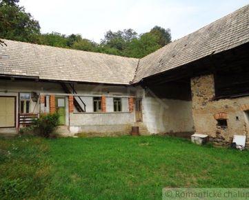Menší dom v okrajovej časti Kalinky